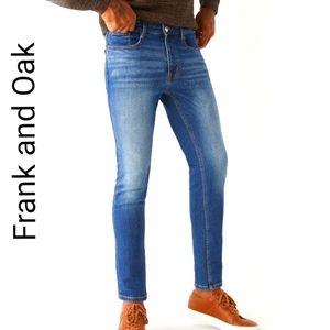 Frank & Oak - Tyler Skinny Jeans